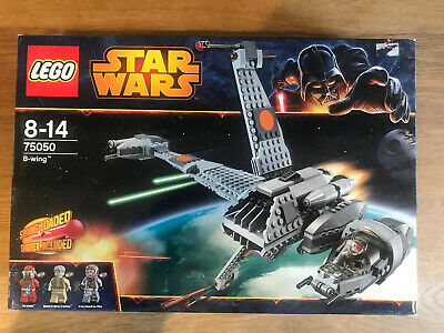 LEGO 75050 STAR WARS B-WING STARFIGHTER BRAND NEW FACTORY SEALED **BNISB**