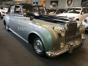 Bentley S-TYPE S1 CONTINENTAL/LINKSLENKER