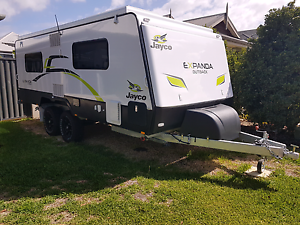 2015 Jayco Expanda Outback 17ft  Caravan Southern River Gosnells Area Preview
