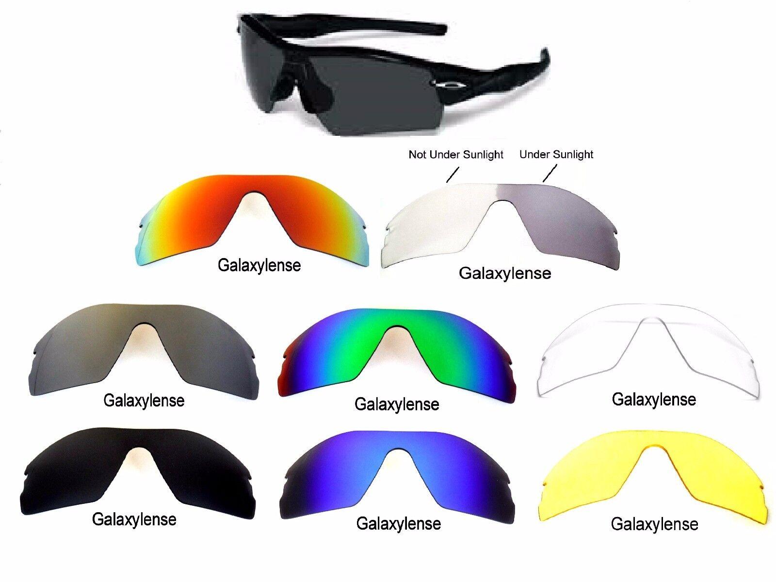 Galaxy Lentes de Repuesto para Oakley Radar Gafas de Sol Multicolor ... beb43a7379