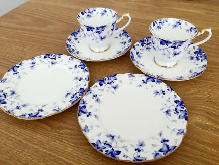 Made in Japan Plates, Cup and Saucer Set