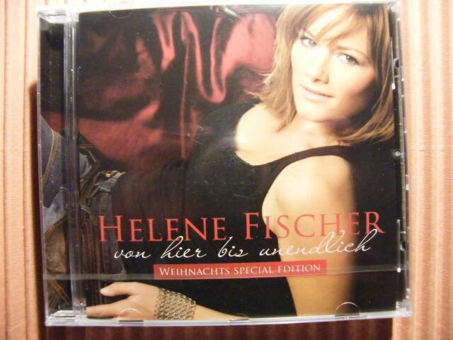 CD Helene Fischer / Von hier bis unendlich – Weihnachts Special Edition – Album