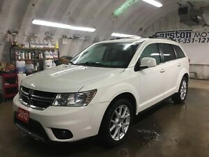 2012 Dodge Journey CREW*U CONNECT PHONE*KEYLESS ENTRY w/REMOTE S