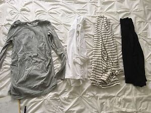 Maternity clothing (see prices in description)