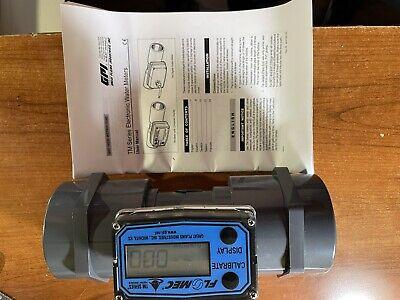 Flomec Tm Series Water Meter 2 Inch Tm200-n