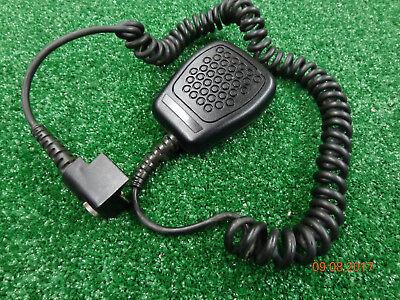 Macom Panther Ge Ericsson Vhf Portable Radio Speaker Mic Same Day Free Ship A41