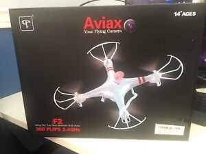 Aviax flying camera