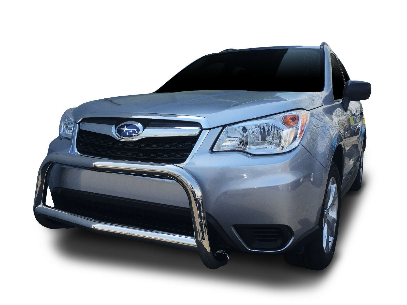 Subaru Warranty 2017 >> Details About Broadfeet A Bar Front Bumper Guard For 2014 2017 Subaru Forester Wide Design