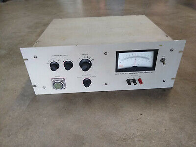Keithley Instruments Model 149 Mill-microvoltmeter Micro Volt Meter