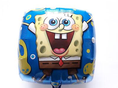 Spongebob Luftballon Folienballon Heliumballon Ballon Geburtstag 43 cm