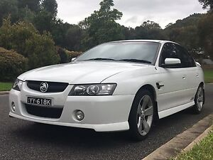 Holden Commodore VZ SSZ, Low Kms!! Highbury Tea Tree Gully Area Preview