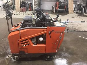 2014 Husqvarna FS 4800 D - 3 speed Concrete Cutter