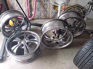 18 inch rims NEGOTIABLE Calamvale Brisbane South West Preview
