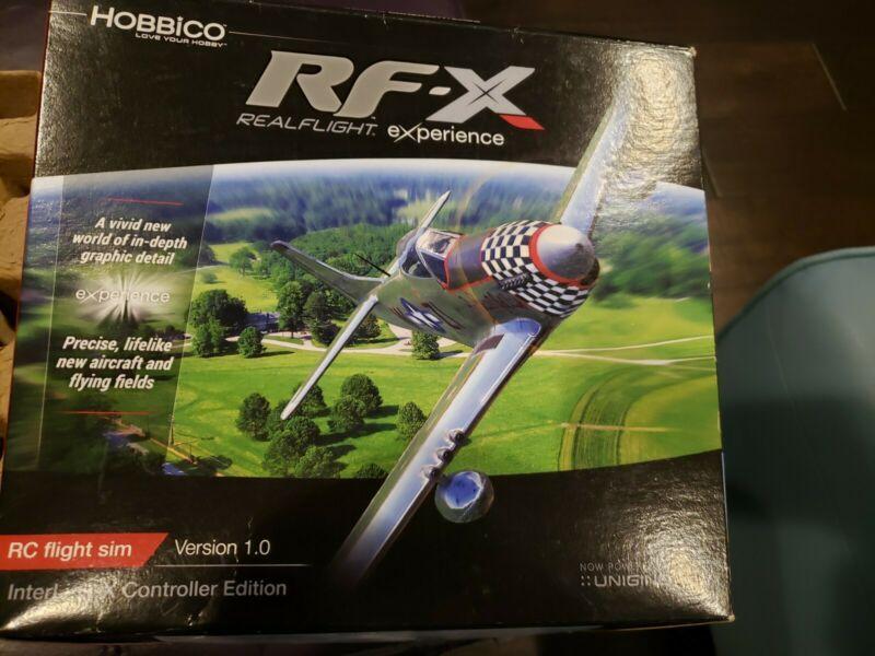 New Great Planes Realflight Simulator RF-X RFX   GPMZ4548