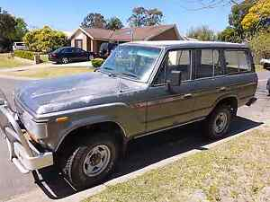 1986 Toyota LandCruiser Coupe Bligh Park Hawkesbury Area Preview