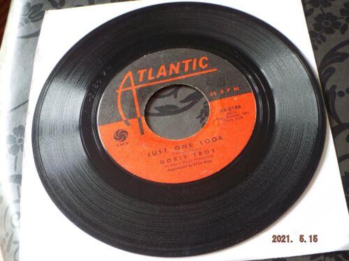 DORIS TROY - JUST ONE LOOK - ATLANTIC - 2188 - NORTHERN SOUL