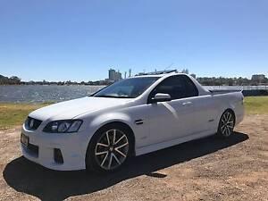 2011 Holden Ute SSV - ONLY 63,500KMS !!! Wattle Grove Kalamunda Area Preview