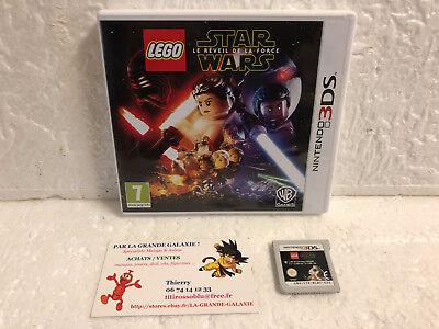 Jeu Vidéo Nintendo 3DS/2DS Lego Star Wars 7 Le Reveil de la Force Lucasarts VII