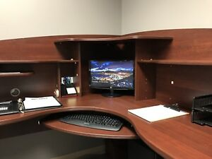 Corner desk for sale