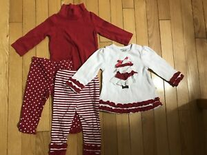 Christmas outfit 9 months
