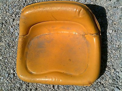 John Deere Lawnmower Lawn Tractor 4 Bolt Metal Padded Seat Pan