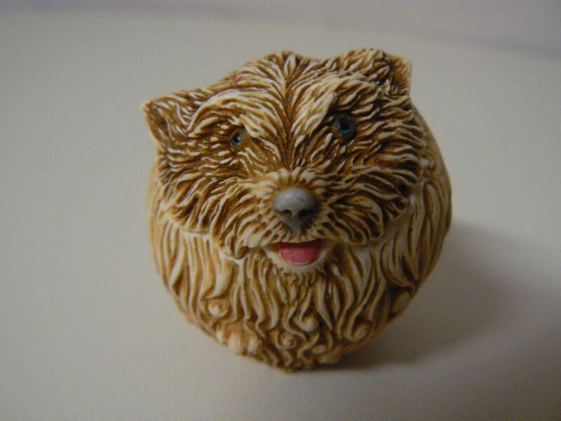 Harmony Kingdom BRANDO Dog TJRPHO Roly Polys NEW Retired Figurine