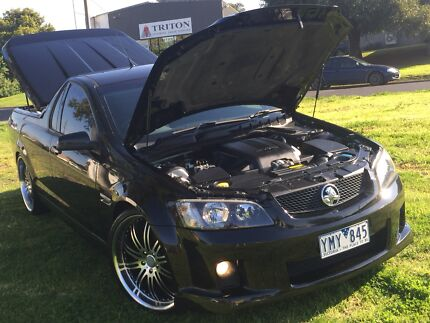 2008 HOLDEN VE UTE SV6 6SP MANUAL Campbellfield Hume Area Preview