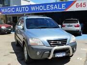 LOW KMS 4x4 AUTO KIA SORENTO WAGON DRIVES AMAZING! Victoria Park Victoria Park Area Preview
