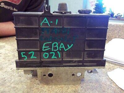 93-94-95 AUDI 90 Chassis ECM Transmission Left Hand Dash Above Brake 097927731