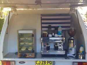 Coffee / Food Van Tennyson Point Ryde Area Preview