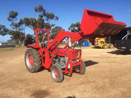 148 Massey Ferguson tractor Harrogate Mount Barker Area Preview