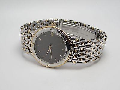 Audemars Piguet Mens Quartz C-2883 18K Gold/Stainless Steel Watch