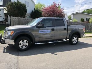 Ford F-150 supercrew 8 new tires