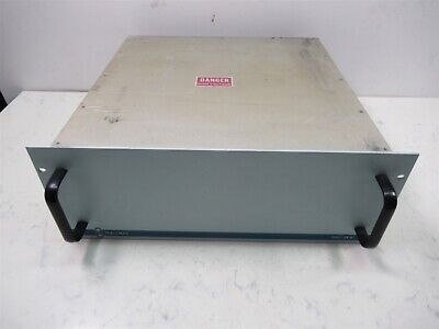 Spellman Rhp-3kw High Voltage Power Supply Rhp 3n3cr Laboratory Unit