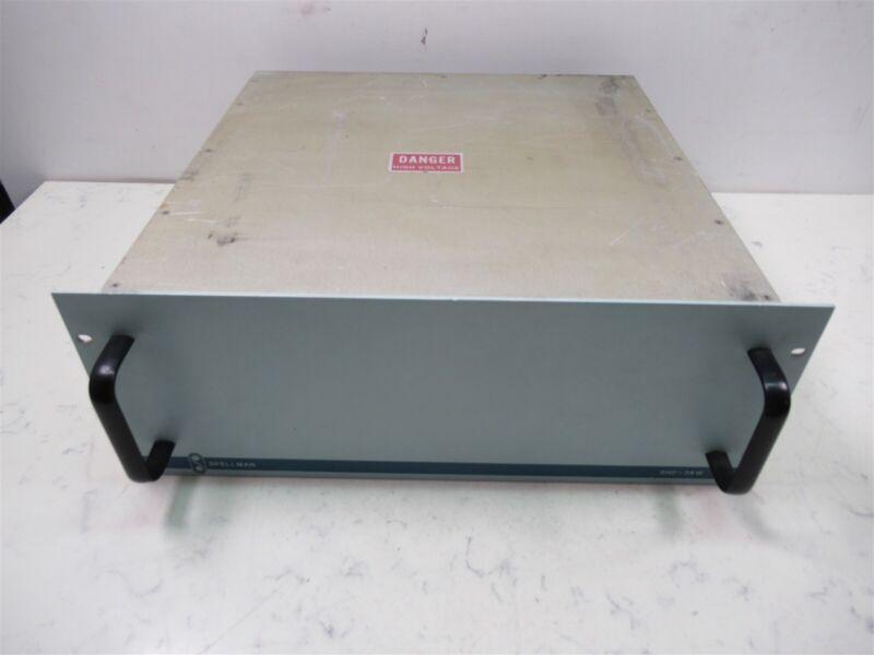 Spellman Rhp-3kw High Voltage Power Supply Rhp 3n3/cr Laboratory Unit