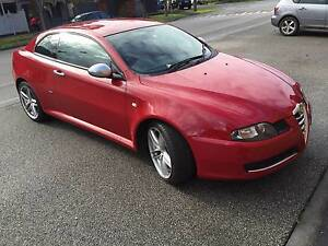 Only 45,000 Kms - Alfa Romeo GT JTS Monza 2008 Albert Park Port Phillip Preview