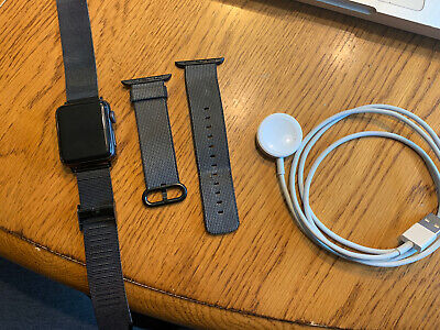 Nike+ iWatch Series 2 38mm