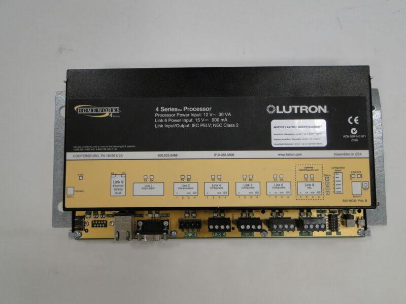 LUTRON HOMEWORKS H4P5-HRL-120 Illumination Processor