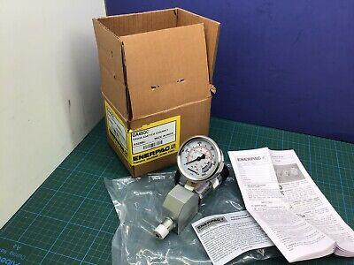 Enerpac Ga45gc Gauge Adaptor Assembly 0-10000 Psi W G2535l Gauge New