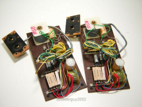Pair of JBL L50 3-Way Speaker Crossovers / N50 / KT