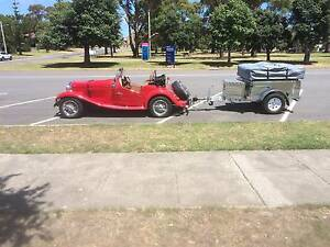 Camper trailer suit small car or motorbike Mornington Mornington Peninsula Preview