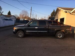 2003 GMC 2500 sle for parts