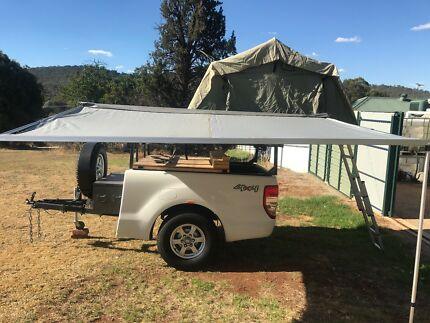 Custom off road  camper trailer Albury Albury Area Preview
