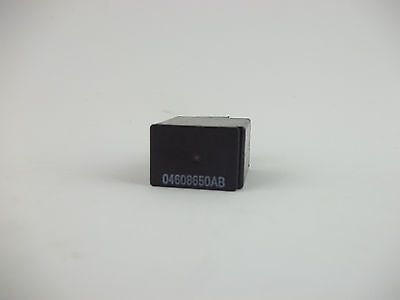 (NEW OEM MOPAR Dodge Chrysler Jeep 04608650AB Relay 50732, FREE SHIPPING)