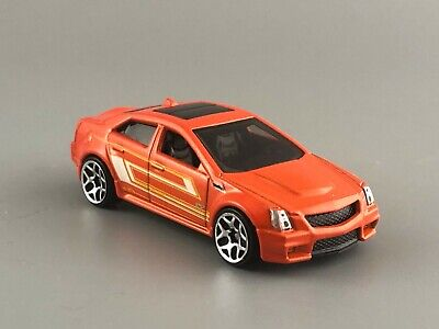 Hot Wheels '09 Cadillac CTS-V 2012 Multipack Exclusive Loose