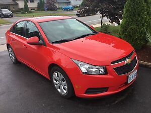 Chevrolet Cruze 2014 sound and sunroof package
