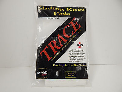 Trace of Adams USA Sliding Knee Pad For The Left Knee. One Size Fits -