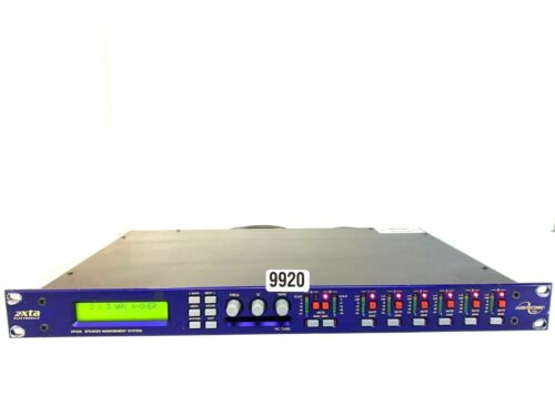 XTA DP226 LOUDSPEAKER MANAGEMENT SYSTEM #9920 (ONE)