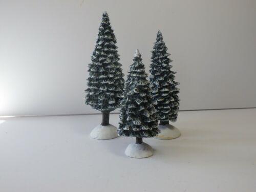 Hawthorne Village Christmas Village 3 Accessories Tree