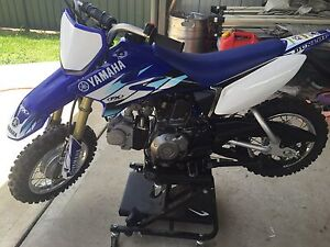 2010 TTR50 Yamaha Medowie Port Stephens Area Preview
